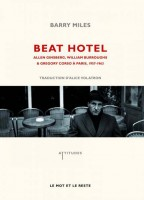Beat Hotel, Barry Miles