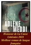 1994, Adlène Meddi