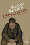 L'herbe de fer, William Kennedy (par Yasmina Mahdi)
