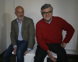Carlo Bonini et Giancarlo De Cataldo