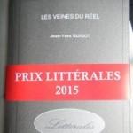 Les veines du réel, Jean-Yves Guigot (par Murielle Compère-Demarcy)