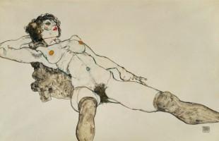Les Moments forts: Schiele à la fondation Vuitton (par Matthieu Gosztola)