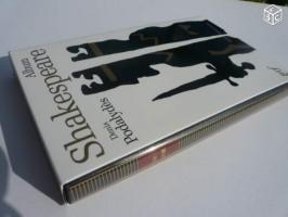 Album Shakespeare, Iconographie commentée, Denis Podalydès (La Pléiade)