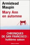 Mary Ann en automne, Armistead Maupin