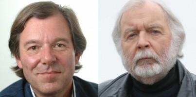 Jacques Chessex et Jérôme Garcin