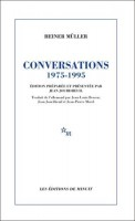 Conversations (1975-1995), Heiner Müller (par Didier Ayres)