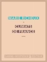 Climats de France, Marie Richeux