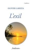 L'exil, Olivier Larizza (par Murielle Compère-Demarcy)