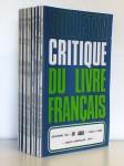 Le Bulletin Critique du Livre Français passe le relais à la Cause Littéraire, par Jean Durry