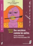 Des sorcières comme les autres, Artistes et féministes dans la France des années 1970, Fabienne Dumont