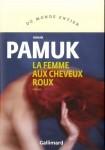 La Femme aux Cheveux roux, Orhan Pamuk (par Sylvie Ferrando)