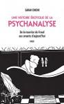 Une histoire érotique de la psychanalyse, Sarah Chiche (par Cyrille Godefroy)