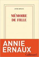 Mémoire de fille, Annie Ernaux