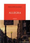 Allegra, Philippe Rahmy (2ème critique)
