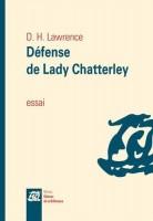 Défense de Lady Chatterley, D.H. Lawrence