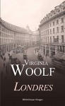 Londres, Virginia Woolf (par Jean-François Mézil)