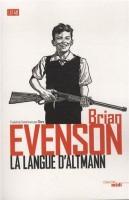 La langue d'Altmann, Brian Evenson
