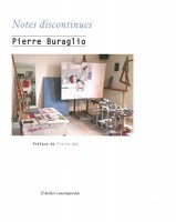 Notes discontinues – Pierre Buraglio (Atelier contemporain) - Ph. Chauché