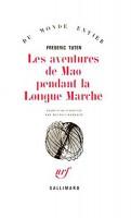 Les aventures de Mao pendant la Longue Marche, Frederic Tuten (par Léon-Marc Levy)