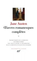 Œuvres Romanesques complètes. Volume II, Jane Austen en la Pléiade