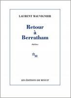 Retour à Berratham, Laurent Mauvignier