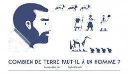 Combien de terre faut-il à un homme ?, Annelise Heurtier et Raphaël Urwiller