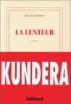 La lenteur, Milan Kundera