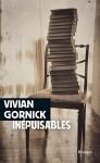 Inépuisables, Vivian Gornick (par Sylvie Ferrando)