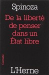 Carnets de L'Herne : Spinoza, Arendt, Weil, 3 livres, par Didier Bazy