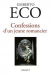 Confessions d'un jeune romancier, Umberto Eco