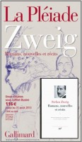 Stefan Zweig en La Pléiade Gallimard