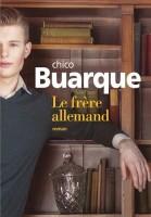 Le frère allemand, Chico Buarque (Gallimard) - JJ. Bretou