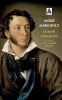 Le Soleil d'Alexandre, André Markowicz (Babel) - D. Smal