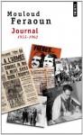 Quand Mouloud Feraoun raconte la guerre d'indépendance algérienne: le journal comme document historique