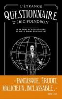 L'Etrange questionnaire d'Éric Poindron (le castor astral) - Ph. Chauché