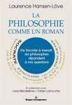 La philosophie comme un roman, de Socrate à Arendt, Laurence Hansen-Löve