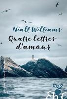 Quatre lettres d'amour, Niall Williams (EHO) - C. Garcia