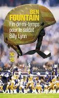 Fin de mi-temps pour le soldat Billy Lynn, Ben Fountain
