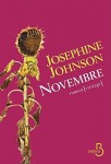 Novembre, Joséphine Johnson