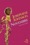 Novembre, Joséphine Johnson