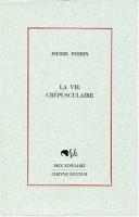 La Toussaint, par Pierre Perrin