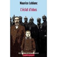 L'éclat d'obus, Maurice Leblanc