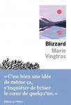Blizzard, Marie Vingtras (par Sandrine-Jeanne Ferron-Veillard)