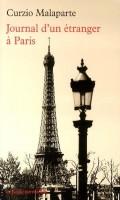 Journal d'un étranger à Paris, Curzio Malaparte