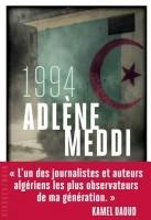 1994, Adlène Meddi (par Gilles Banderier)