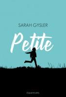 Petite, Sarah Gysler (par Lionel Bedin)