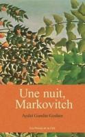 Une nuit, Markovitch, Ayelet Gundar-Goshen