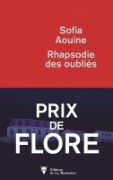 Rhapsodie des oubliés, Sofia Aouine (Par Sandrine Ferron-Veillard)