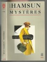 Mystères, Knut Hamsun (par Cyrille Godefroy)
