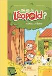 Où es-tu Léopold ? tome 3 : Micmac à la ferme, Michel-Yves Schmitt, Vincent Caut